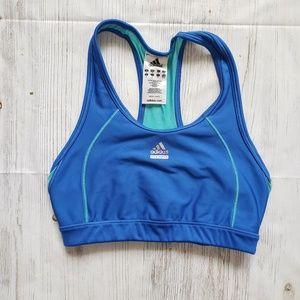 Adidas Sports Bra Climacool mesh back Size M